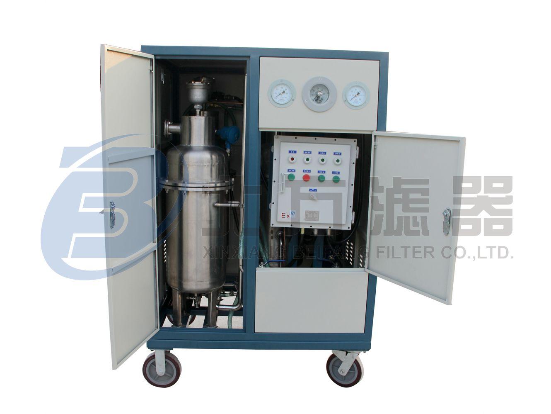 含油废水处理设备 SYF-1B型