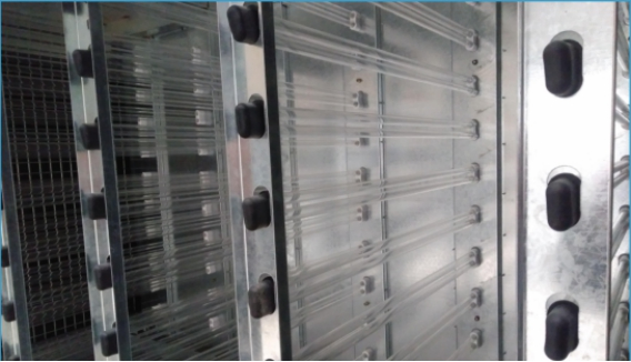 UV光氧催化废气处理设备实体图