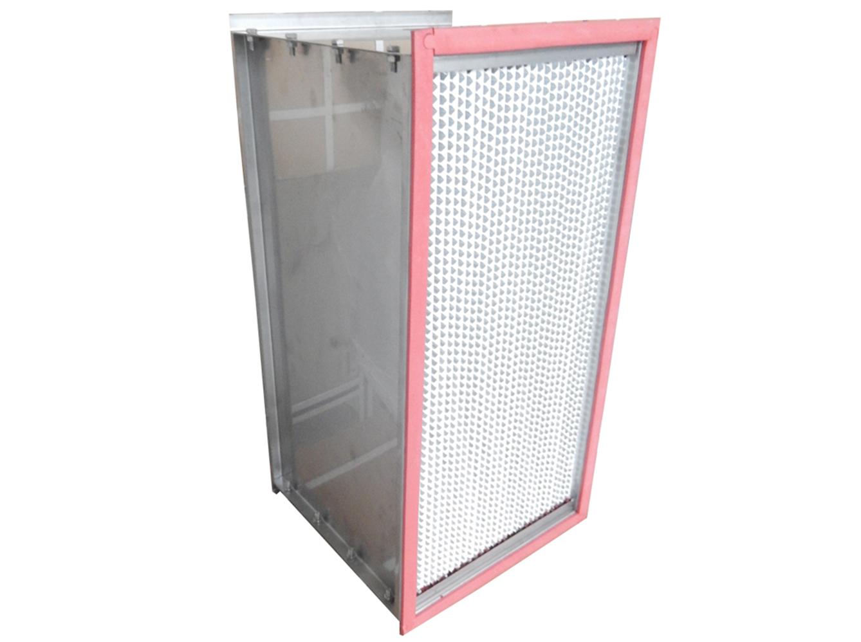 400度高温高效空气过滤器