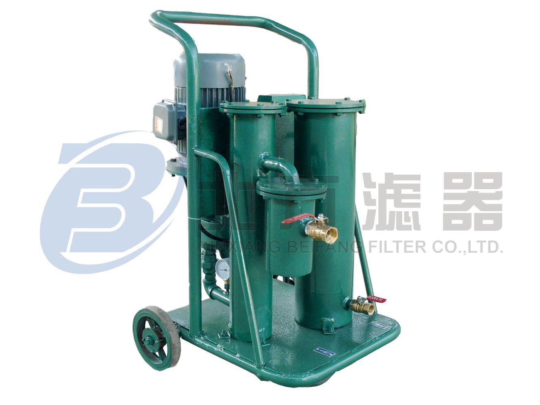 高精度便移式滤油机 LYC-50A