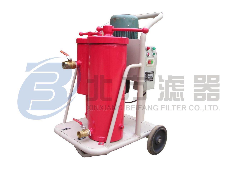 高精度便移式滤油机 LYC-30A