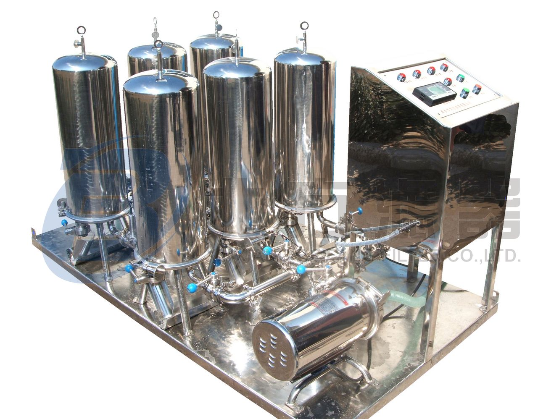组合式罐头水处理设备