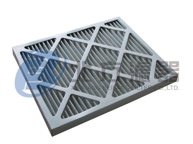 BKL系列初效纸板框空气过滤器