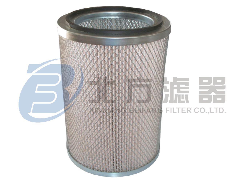 KLT系列木棉浆纤维除尘空气滤筒