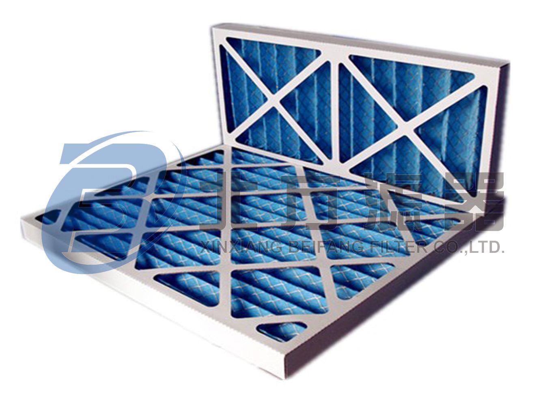 BKL系列G4纸板框初效空气过滤器