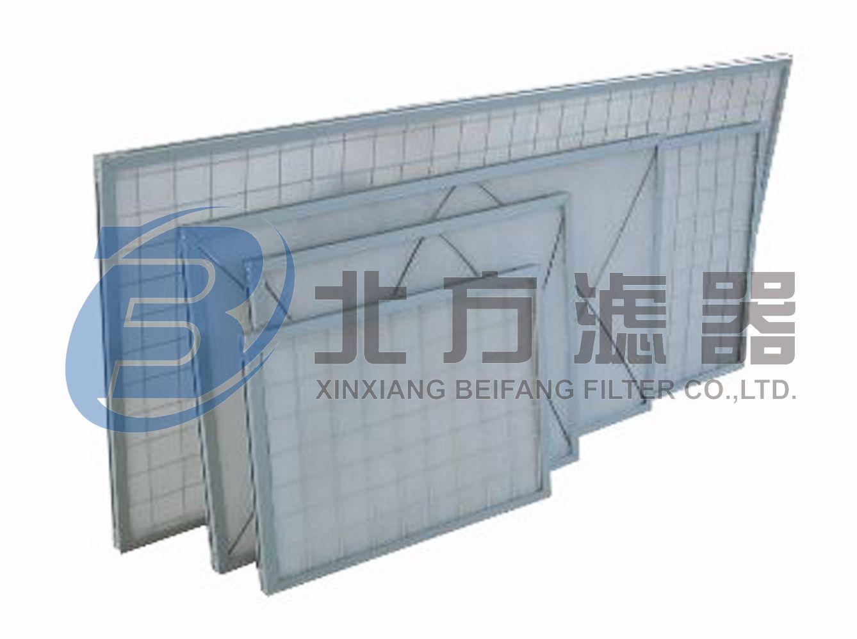 BLK系列初效毡板框式空气过滤器