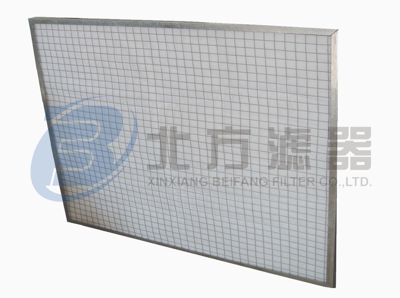 BKL系列初效板框空气滤芯
