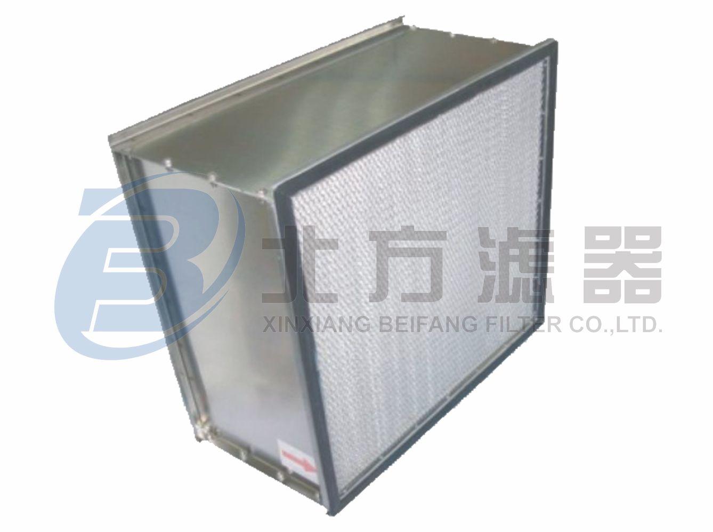 GWYK系列耐高温高效有隔板空气过滤器
