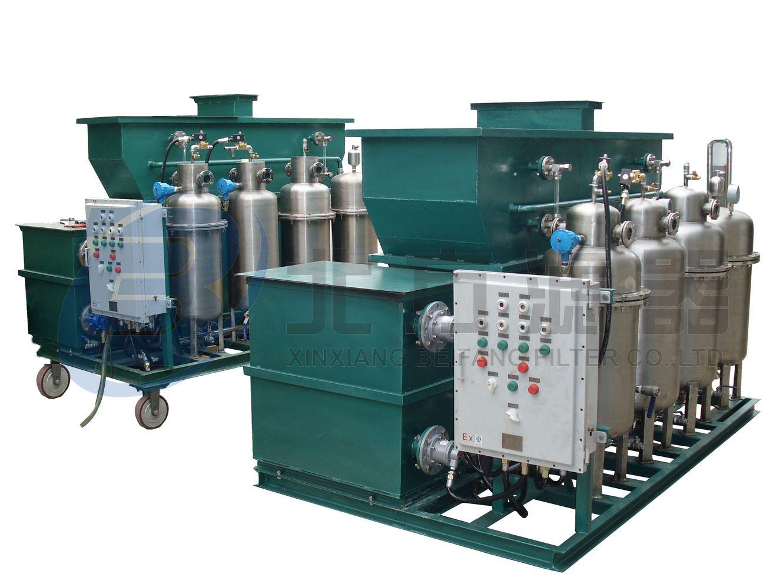 含油污水处理设备 SYF-Q系列