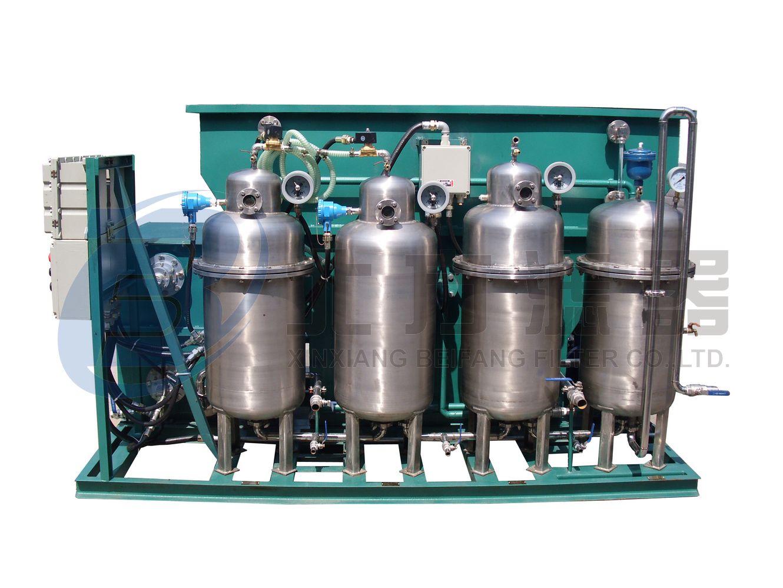 油库废水处理设备 SYF-Q系列