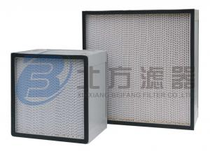 GYK系列H13高效纸隔板空气过滤器
